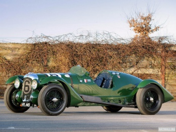 Lagonda V12 Le Mans Team Car '1939,
