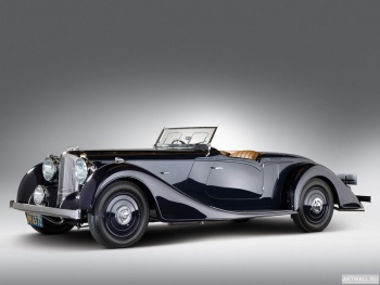 Lagonda V12 Rapide Sports Roadster '1939,