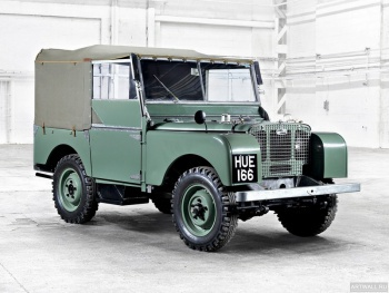 Land Rover Series I 80 Soft Top '1948-54,