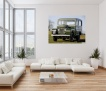 Land Rover Series I 80 Tickford Station Wagon '1948-58,  в интерьере