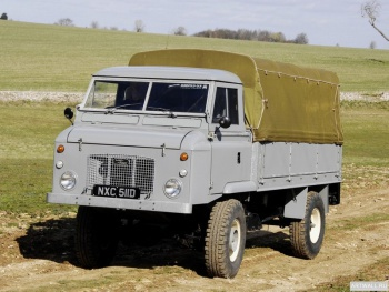 Land Rover Series II Forward Control '1962-74,