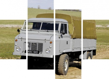 Модульное панно Land Rover Series II Forward Control '1962-74,