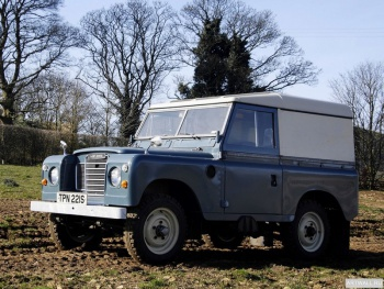 Land Rover Series III LWB '1971-85,