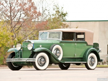 LaSalle All Weather Phaeton '1930,