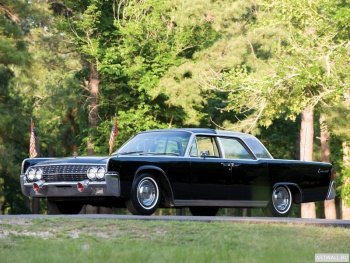Lincoln Continental Bubbletop Kennedy Limousine '1962,