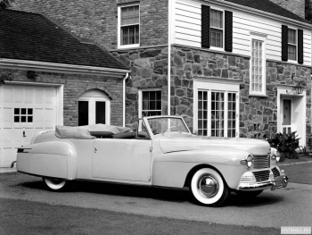Lincoln Continental Cabriolet '1942,