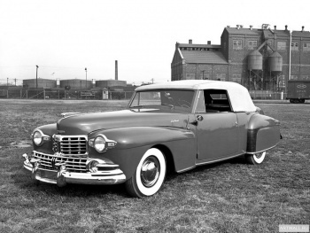 Lincoln Continental Cabriolet '1947-48,