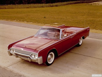 Lincoln Continental Convertible '1961,