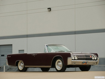 Lincoln Continental Convertible '1962,