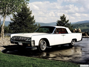 Lincoln Continental Convertible '1964,