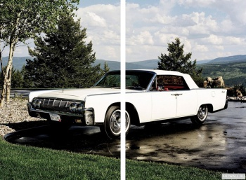 Модульное панно Lincoln Continental Convertible '1964,