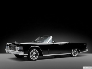 Lincoln Continental Convertible '1965,