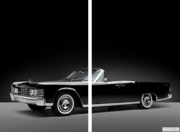 Модульное панно Lincoln Continental Convertible '1965,