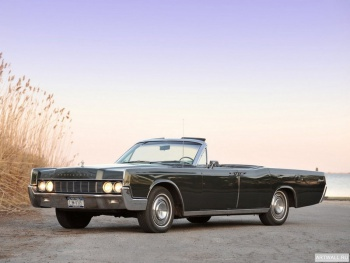 Lincoln Continental Convertible '1967,