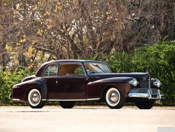 Lincoln Continental Coupe '1942,