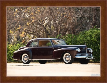 Магнитная картина Lincoln Continental Coupe '1942,