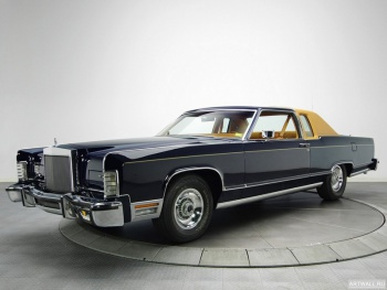 Lincoln Continental Coupe '1978,