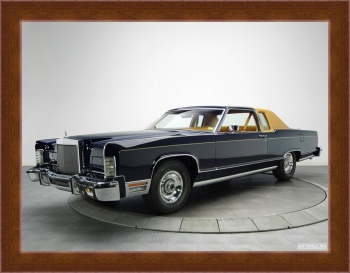Магнитная картина Lincoln Continental Coupe '1978,