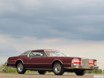 Lincoln Continental Mark IV Pucci Edition '1976,