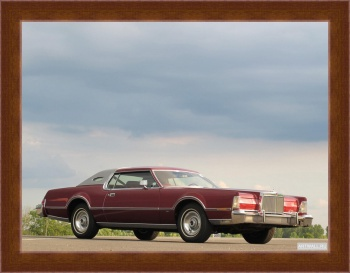Магнитная картина Lincoln Continental Mark IV Pucci Edition '1976,