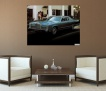 Lincoln Continental Town Coupe '1979,  в интерьере