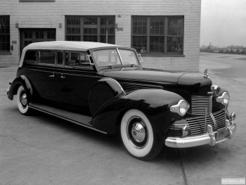 Lincoln K Sunshine Special Presidential Convertible Limousine '1939,