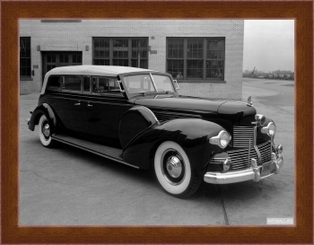 Магнитная картина Lincoln K Sunshine Special Presidential Convertible Limousine '1939,