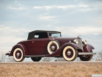 Lincoln K Convertible '1935,