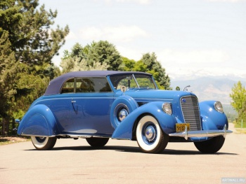 Lincoln KA Convertible Roadster '1934,