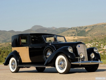 Lincoln KA Roadster by Dietrich '1933,