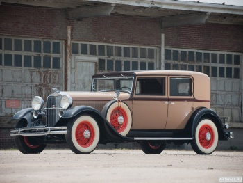 Lincoln KB 4-door Sedan '1932,