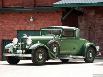 Lincoln Model K Convertible Coupe '1931,