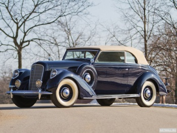 Lincoln Model KB Coupe by Judkins '1932,