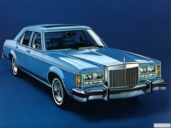 Lincoln Versailles '1978,
