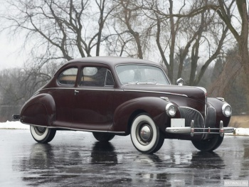 Lincoln Zephyr Club Coupe '1941,