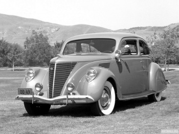 Lincoln Zephyr Coupe '1937,