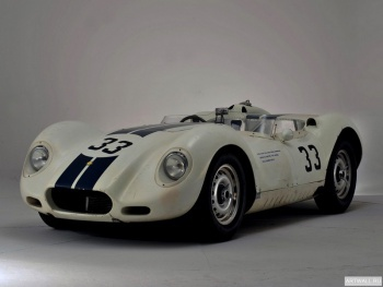 Lister Knobbly Roadster '1957-61,