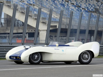 Lotus Mark IX '1954-55,