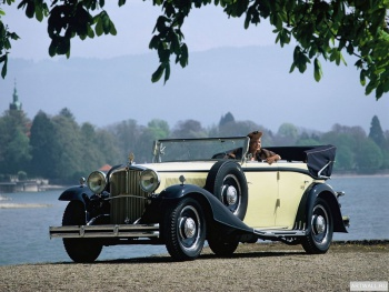 Maybach Zeppelin DS8 4-door Cabriolet '1930-34,
