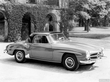 Mercedes-Benz 190 SL (R121) '1955-63,