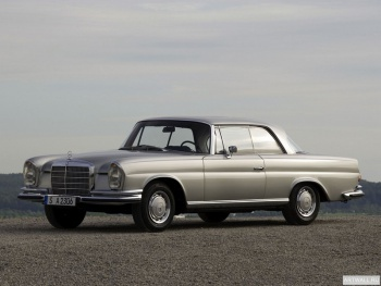 Mercedes-Benz 220SE Coupe (W111-W112) '1961-65,