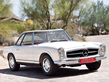 Mercedes-Benz 250SL (W113) '1966-68,