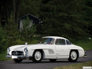 Mercedes-Benz 300SL (W198) '1954-57,