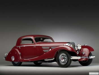 Mercedes-Benz 540K Special Coupe '1937-38,
