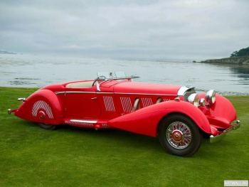 Mercedes-Benz 540K Special Roadster by Mayfair '1937,
