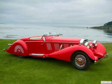 Mercedes-Benz, Mercedes-Benz 540K Special Roadster by Mayfair '1937