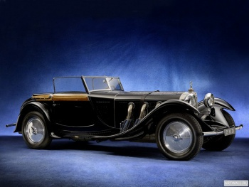 Mercedes-Benz 680S Torpedo Roadster by Saoutchik '1928,