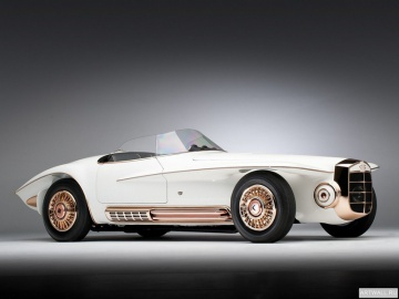 Разные марки, Mercer Cobra Roadster by Virgil Exner (#CSX 2451) '1965