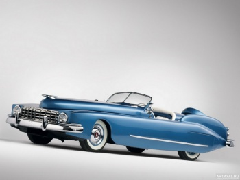Mercury Bob Hope Special Concept Car '1950,
