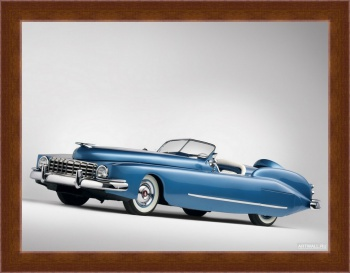Магнитная картина Mercury Bob Hope Special Concept Car '1950,
